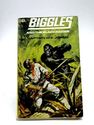 9780006903277: Biggles and the Black Raider (Armada)