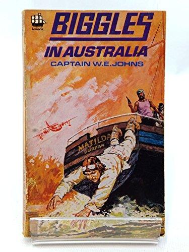 9780006903284: Biggles in Australia (Armada)