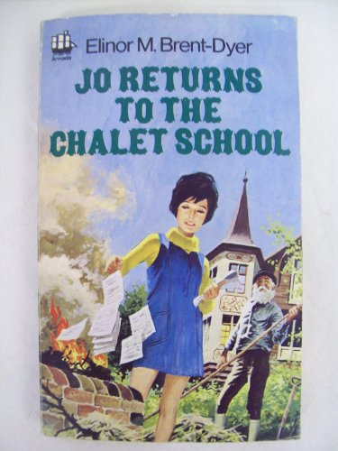 9780006903451: Jo Returns to the Chalet School (Armada)