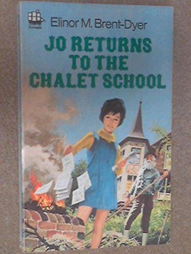 Jo Returns to the Chalet School (Armada): Elinor M. Brent-Dyer