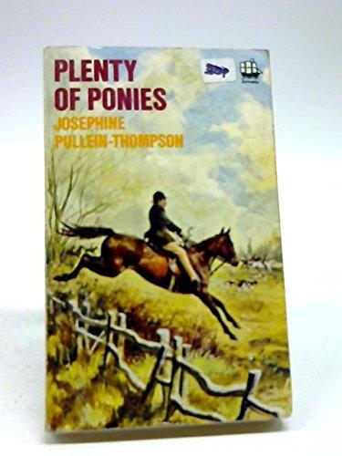 9780006903604: Plenty of Ponies (Armada S.)