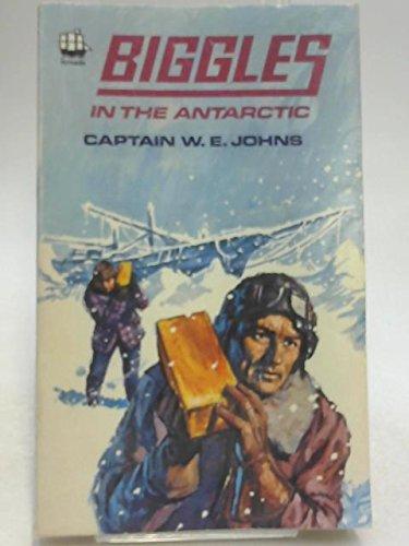 9780006903697: Biggles in the Antarctic (Armada)