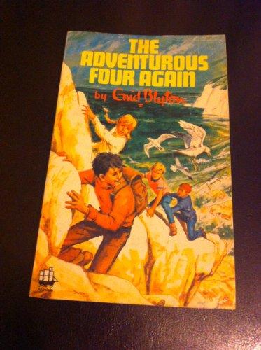 9780006903826: Adventurous Four Again (Armada S)