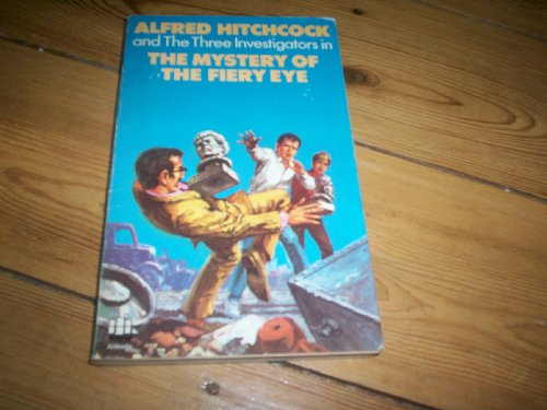 9780006904410: Mystery of the Fiery Eye (Alfred Hitchcock Books)