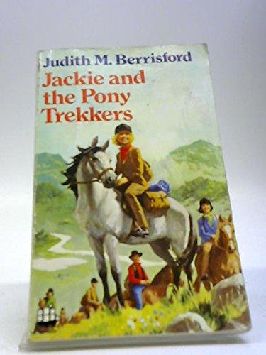 9780006904465: Jackie and the Pony Trekkers (Armada S.)