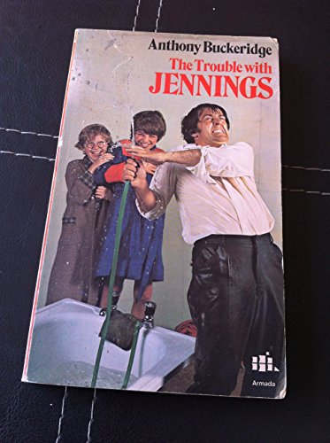 9780006904694: Trouble with Jennings, The (Armada S.)