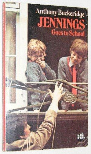 9780006904960: Jennings goes to school