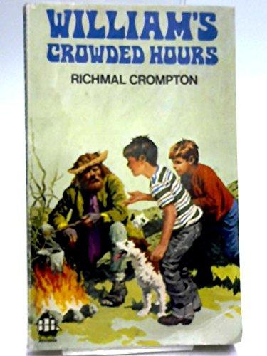 9780006905066: William's Crowded Hours (Armada)