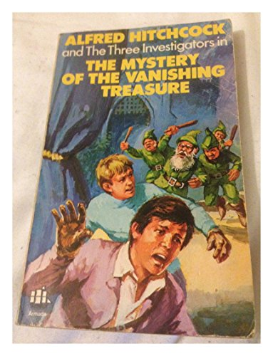 9780006905387: Alfred Hitchcock and the Three Investigators in the Mystery of the Vanishing Treasure