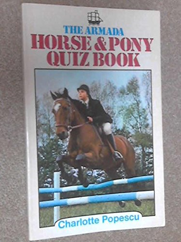 9780006905585: Horse and Pony Quiz Book (Armada S)
