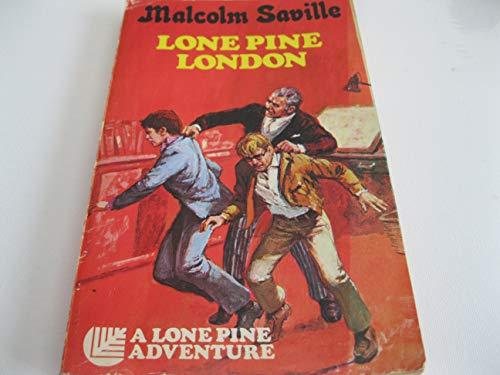 9780006905653: Lone Pine London (Armada S.)