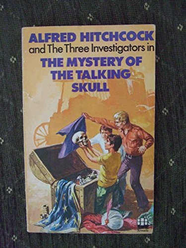 9780006906001: The Mystery of the Talking Skull (Alfred Hitchcock Books)