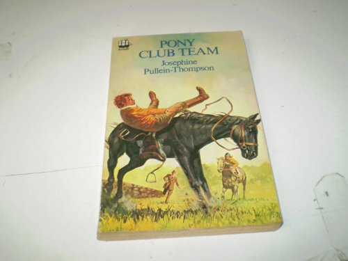 9780006906285: Pony Club Team (Armada S.)