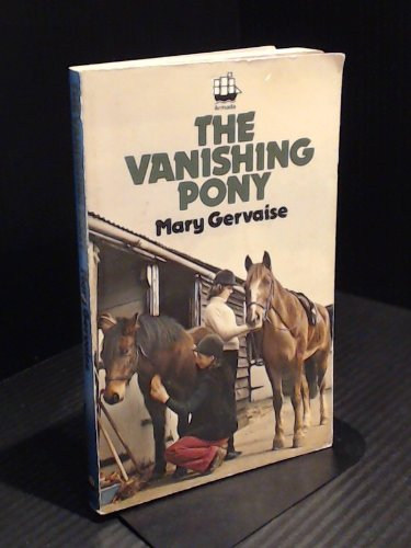 9780006906995: Vanishing Pony (Armada S.)