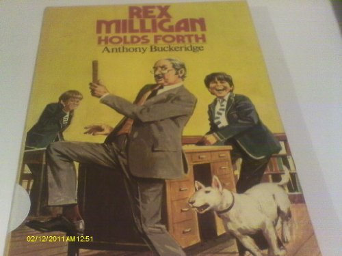 9780006907114: Rex Milligan Holds Forth (Armada S.)