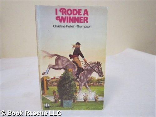 9780006907183: I Rode a Winner