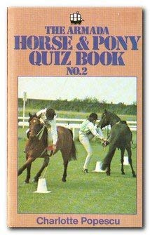 9780006908234: Horse and Pony Quiz Book: No. 2 (Armada)