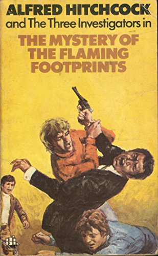 9780006908906: Mystery of the Flaming Footprints (Alfred Hitchcock Books)