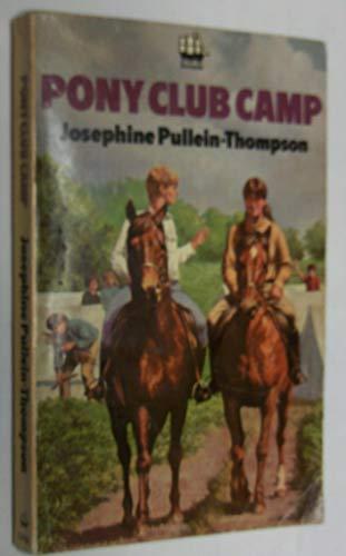 9780006908920: Pony Club Camp (Armada Pony Series)