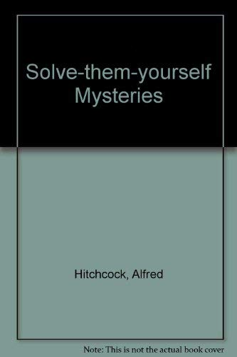9780006909088: Solve-them-yourself Mysteries