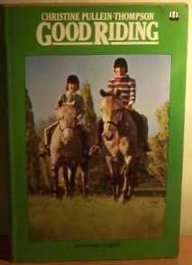9780006909224: Good Riding (Armada Lions)