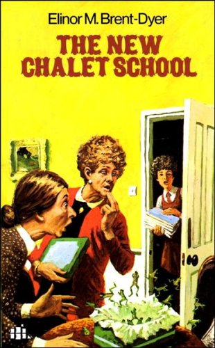 Image result for new chalet school