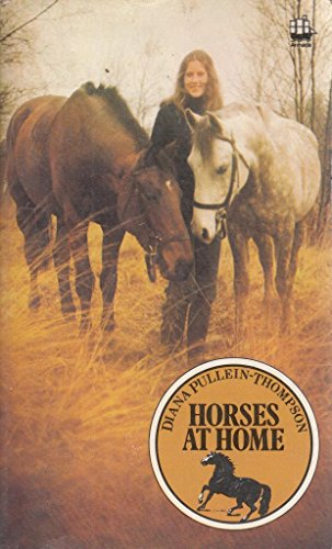 9780006910428: Horses at Home