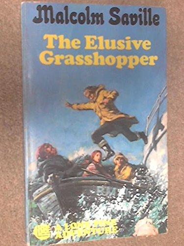 9780006910466: The Elusive Grasshopper (A Lone Pine adventure)