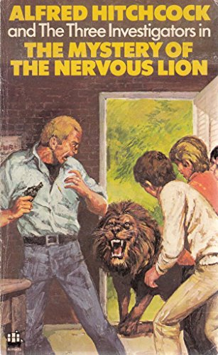 9780006910473: The Mystery of the Nervous Lion (Alfred Hitchcock and the Three Investigators)
