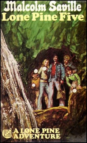 9780006910602: Lone Pine Five (Armada S)