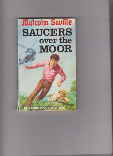 9780006911609: Saucers Over the Moor (Lone Pine adventure / Armada Paperback)