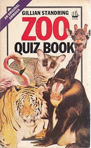 9780006911968: Zoo Quiz Book