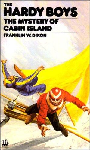 9780006912149: Mystery of Cabin Island (Hardy boys mystery stories / Franklin W Dixon)