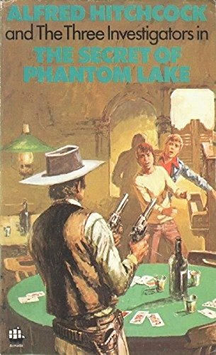 9780006912170: Secret of Phantom Lake (Alfred Hitchcock Books)