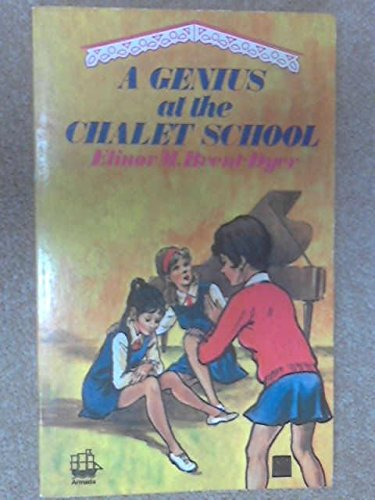 9780006914129: A Genius at the Chalet School