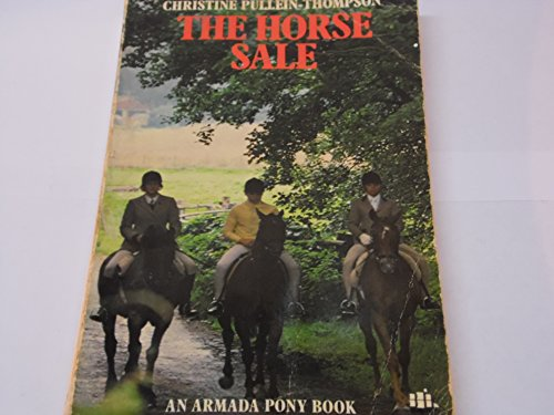 9780006914280: The horse sale (An Armada pony book)
