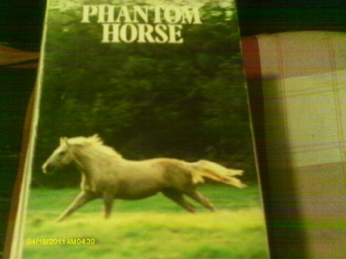 9780006914457: Phantom Horse (An Armada pony book)