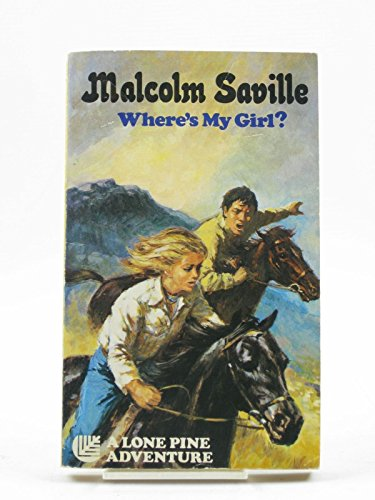 9780006914747: Where's My Girl?