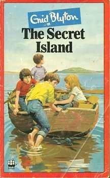 9780006914884: The Secret Island