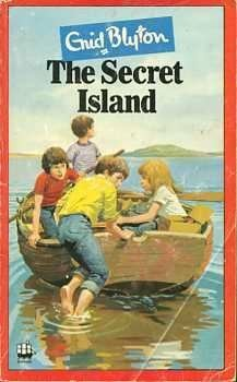 The Secret Island: Enid Blyton
