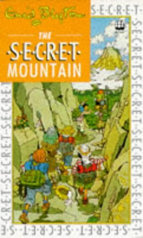 9780006914891: The Secret Mountain