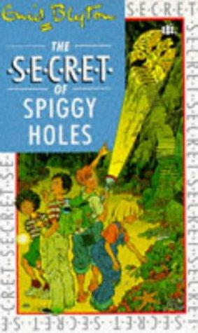 9780006914914: The Secret of Spiggy Holes