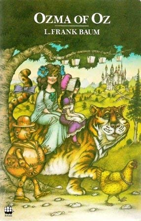 9780006915041: Ozma of Oz (Lions)