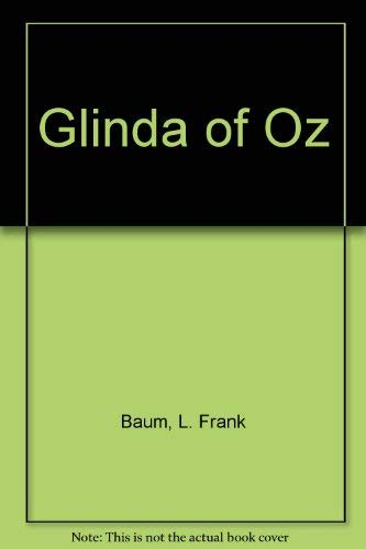 9780006915096: Glinda of Oz