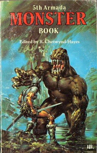 9780006915515: Armada Monster Book: No. 5