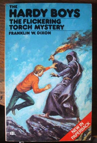 9780006915720: The Flickering Torch Mystery (Hardy Boys, Book 22)