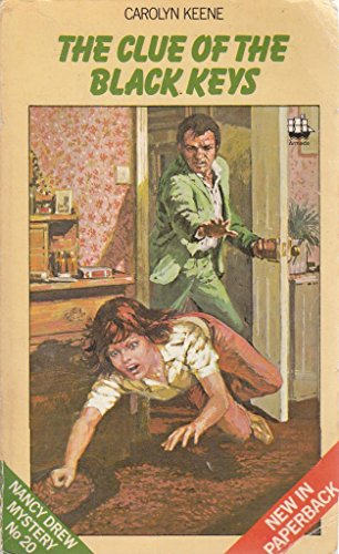 9780006915751: The Clue of the Black Keys (Nancy Drew mystery stories)
