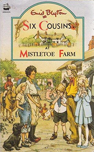 9780006916208: Six Cousins at Mistletoe Farm