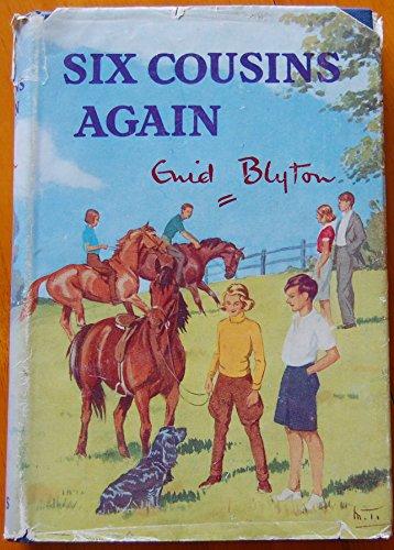Six Cousins Again: Blyton, Enid