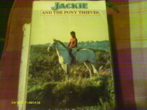 9780006916598: Jackie and the Pony Thieves